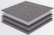 520g/m2毛纱条纹尼龙地毯